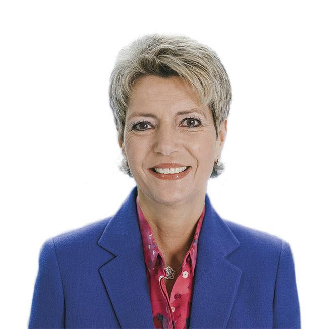 Karin Keller Sutter